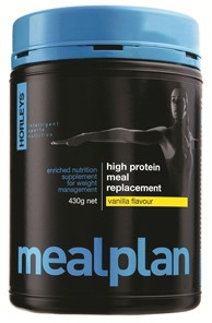Horleys Mealplan Meal Replacement - Chocolate