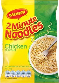 Maggi Chicken 2 Minute Noodles Halal Groceries And