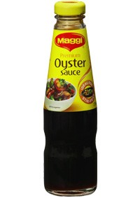 maggi oyster sauce halal groceries and products database