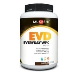 1461c867ef Musashi EVD WPC Chocolate Flavour Protein Powder - Halal Groceries ...