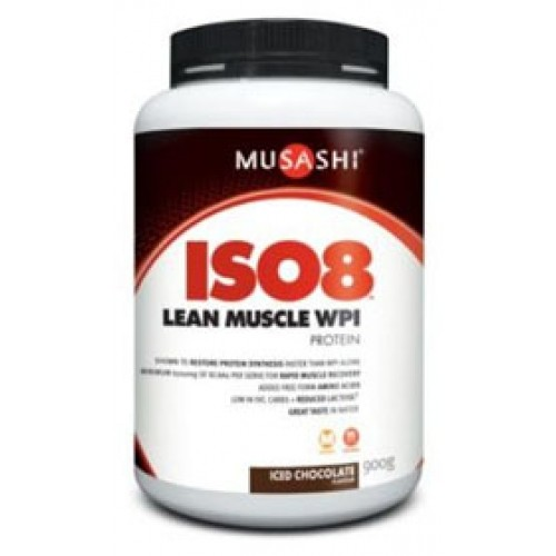 ec46a039c3 Musashi ISO8 WPI Chocolate Flavour Protein Powder - Halal Groceries ...