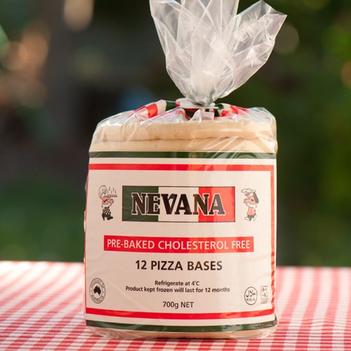 Nevana Small Round Pizza Bases - Halal Groceries and Products