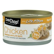 Chop Chop! Chicken Shredded with Lite Mayo
