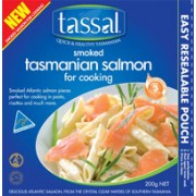 Tassal Quick & Healthy Tasmanian Smoked Salmon for Cooking