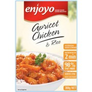 Enjoyo Meal - Apricot Chicken & Rice