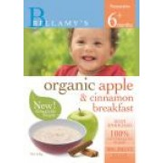 Bellamy's Organic Apple & Cinnamon Breakfast