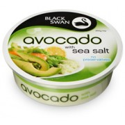 Black Swan Avocado with Sea Salt Dip