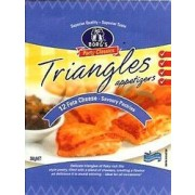 Borg's Feta Cheese Triangles 12 Pack