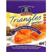 Borg's Ricotta Cheese Triangles 12 Pack
