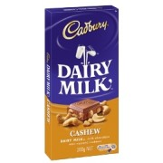 Cadbury Cashew Block