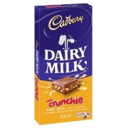 Cadbury Crunchie Block