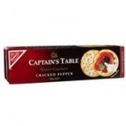 Captain's Table Cracked Pepper