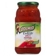 Dolmio Spicy Peppers Pasta Sauce