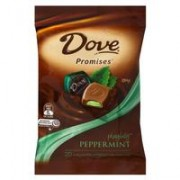 Dove Peppermint Chocolates