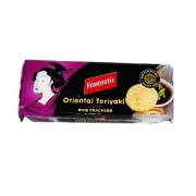 Fantastic Oriental Teriyaki Flavour Rice Crackers