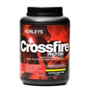 Horleys Crossfire Protein - Chocolate Fudge