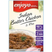 Enjoyo Meal - Indian Butter Chicken & Rice