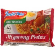 Indomie - Mi goreng Pedas (Spicy Fried Noodles)