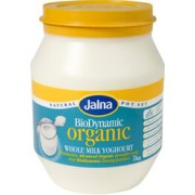 Jalna BioDynamic Whole Milk Yoghurt