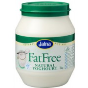 Jalna Fat Free Natural Yoghurt