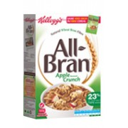 Kellogg's All Bran Apple Flavoured Crunch