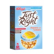 Kellogg's Just Right Clusters & 5 Grains