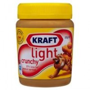 Kraft Peanut Butter Crunchy Light