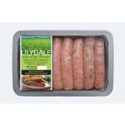 Lilydale Free Range Traditional Chicken Sausages