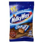 Milky Way Milk Whipped Bars