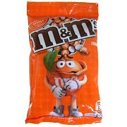 M&M's Orange Chocolates