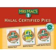 Mrs Mac's Chicken, Leek & Mushroom Pie International 175g