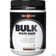 Musashi Bulk Chocolate Flavour Protein Powder