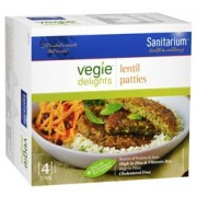 Sanitarium Veggie Delights Lentil Patties