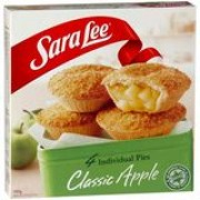 Sara Lee Individual Apple Pies