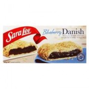 Sara Lee Blueberry Danish
