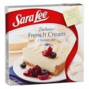 Sara Lee French Cream Cheesecake
