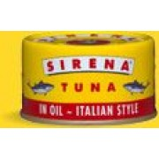 Sirena Tuna in Oil - Italian Style