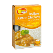 Sunrice Indian Butter Chicken Curry with Rice