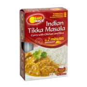Sunrice Indian Tikka Masala Curry with Chicken and Rice