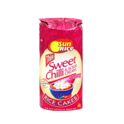 Sunrice Sweet Chilli and Sour Cream Rice Cakes