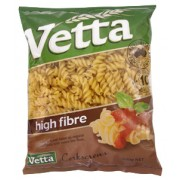Vetta High Fibre Corkscrew Pasta