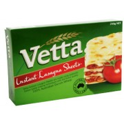 Vetta Instant Lasagne Sheets