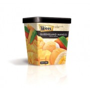 Weis' Premium Queensland Mango with Cream Tub