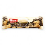 Weis' Coffe Almond and Cream Bar